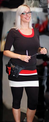 Emelie frisör malmö Olaplex Balayage Hairtalk Extensions