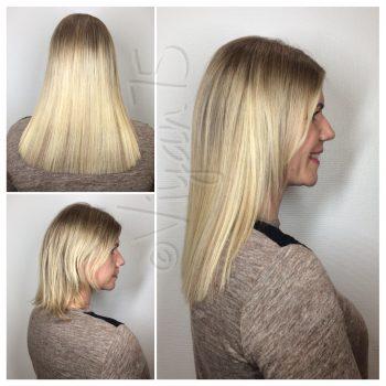 hårförlängning halmstad pris